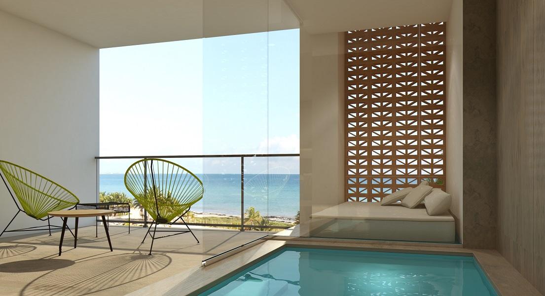 new hotel in cancun