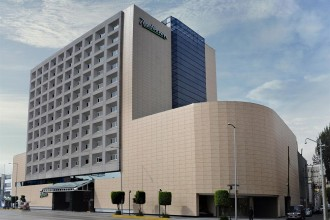 Radisson Hotel Flamingos Mexico City